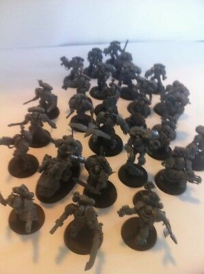 Warhammer 40k Inquisition Deathwatch Imperial Army Plastic Games Workshop Models