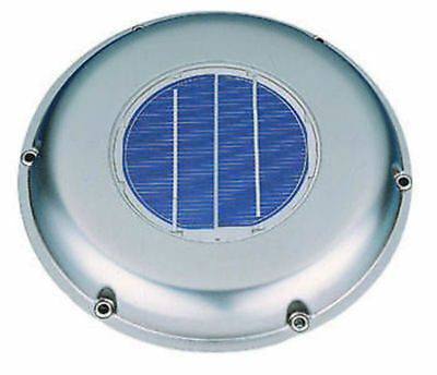 Stainless Steel Sunvent - Great For Caravans, Rv's & Boats