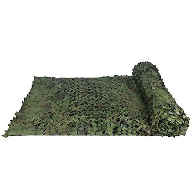 1.5x2M Woodlands Blinds Camouflage Netting Camo Net Army Net Camping Military