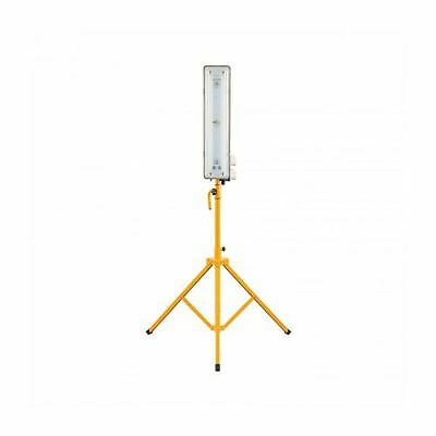 2FT Fluorescent Work Light With Folding Tripod 110V 36W (CLEARANCE)