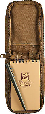 Rite in the Rain 3 x 5 Kit Tan Book/Tan Cover Knife 935T-KIT Includes RITR935T 3