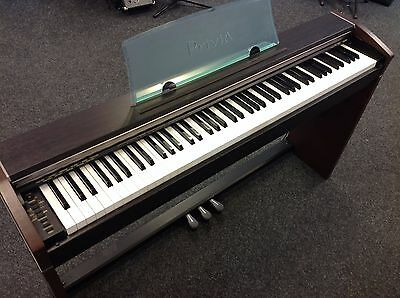 CASIO PX700 Compact Digital Piano, Rosewood, (SN:6044268R), 12 Months Warranty
