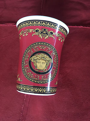 Versace vase / Medusa Collection / New without box