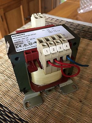 Electrical transformer 240/115VAC - 24VAC 160/ 490VA 8.3A