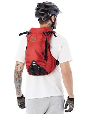 USWE Hydration Pack Patriot CB - 15 Litre Rot
