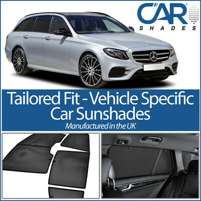 Mercedes E Class Estate 2016+ W213 CAR WINDOW SUN SHADE BABY SEAT CHILD BOOSTER