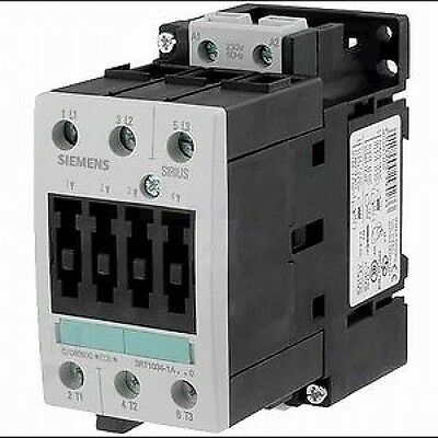Siemens Sirus 3RT1034-1AF00 3 Pole Contactor 15kW 400V