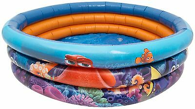 Kids Childrens Finding Dory Inflatable Paddling Pool Holiday Garden Water Fun
