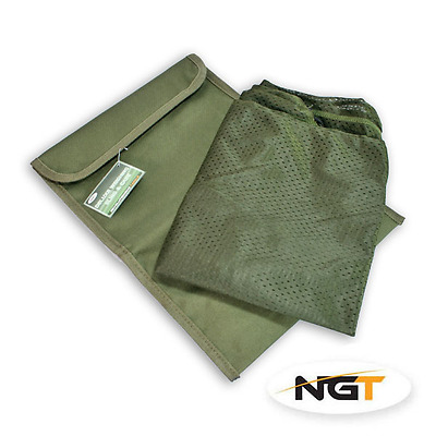 Deluxe Fishing Weighing Sling And Stink Bag Case Coarse Carp Fishing Ngt Tackle