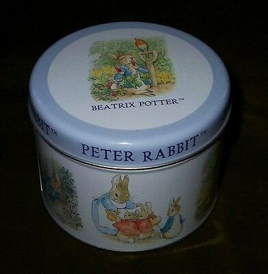 PETER RABBIT Mug in a Tin Queens Gifts The World of Beatrix Potter 2010 New