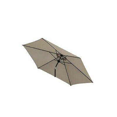 CANOPY ONLY for 2.25m Parasol/Umbrella - 6 Spoke - Water Resistant - The Range