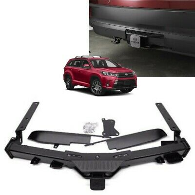 2014-2018 Highlander (NON-LIMITED) Tow Hitch Receiver Genuine Toyota PT228-48172