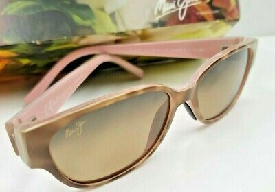 New Maui Jim Sunglasses Anini Beach Tortoise HCL Bronze Polarized HS269-10F
