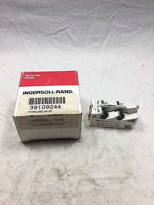 39109244 Cutler Hammer Auxiliary Contact J11 C NEMA A600 R300 Ingersoll-Rand