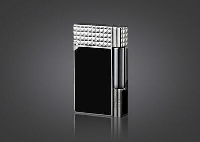 2017 HOT NEW S.T Memorial lighter Bright Sound! Silver Plated lighter