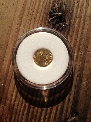1865 Mexico Maximillian Peso Token Hge Gold
