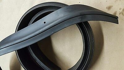 Military M37 Dodge Weatherstrip Windshield to Cowl Rubber Seal G741 CC1277668