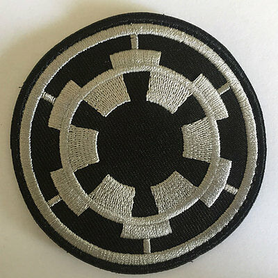 Star Wars Galactic Empire Army Tactical Morale Badge Emblem Subdued Decal Patch