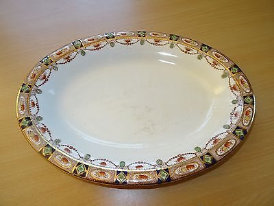 Antique/Vintage Imari Pattern Oval Platter