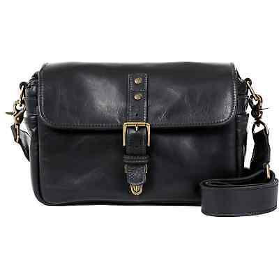 ONA Bowery Camera Bag - Italian Leather - Black