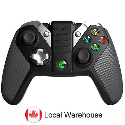 GameSir G4s Bluetooth Gamepad Game Controller for Android / Gear VR / PC / PS3