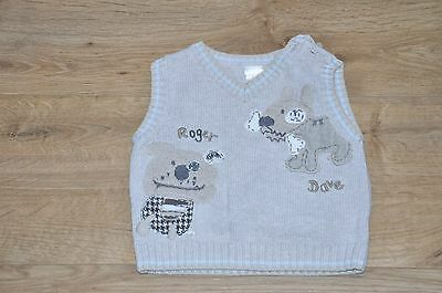 r,   Waistcoat Top from Next for 3-6  months old baby boy
