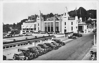 35 dinard le casino PARTERRE FLEURI - CARTE PHOTO CAP