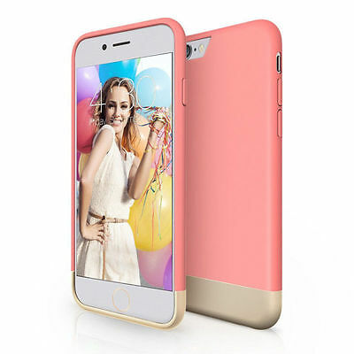 Hybrid Heavy Duty Shockproof Slim Bumper Case Cover for Apple iphone 6s 7 Plus