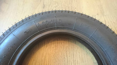 4.00 - 10 Tube Scooter Tyre Old Style Vespa Lambretta New Old Stock Clearance