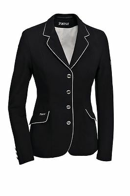 Pikeur Ladies Equestrian Daisy Elastic Horse Riding Competition Jacket