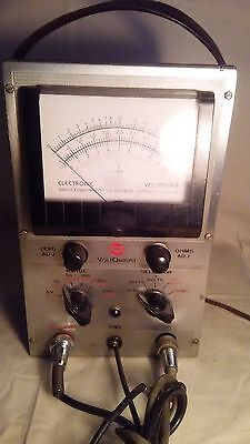 RCA Voltohmyst * Type 195A * Electronic Voltmeter * Made in U.S.A.!
