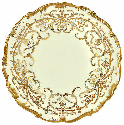 "Coalport 'Anniversary' Pattern 10-1/2"" (26.7cm) Dinner Plate - 11 Available"
