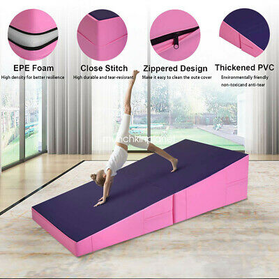 New Arrival S/M/L Size Folding Incline Mat Gymnastic Exercise Balance Training