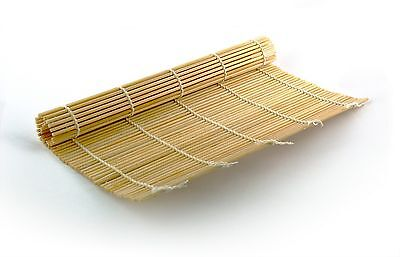Bamboo Sushi Rolling Mat - Food Preparation - Kitchen Equipment - Makisu