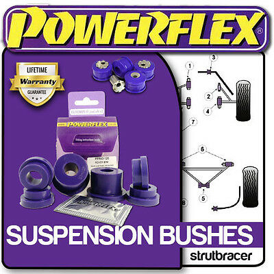 Saab 9-5 (1998-2010) YS3E All POWERFLEX Suspension Performance Bushes & Mounts