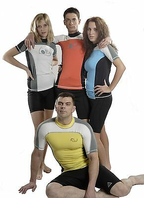 Reactor Rashguard Lycra Shirt mit UV Schutz Surfshirt Thermoshirt