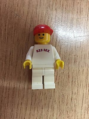 Ultra Rare Red Sox Lego Minifig 1999 Fenway Park Promo Only