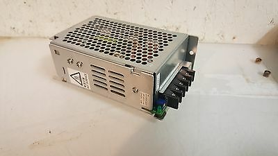 Omron Power Supply, S8PS-10024CD, 100-240 VAC to 24 VDC Output, Used, Warranty