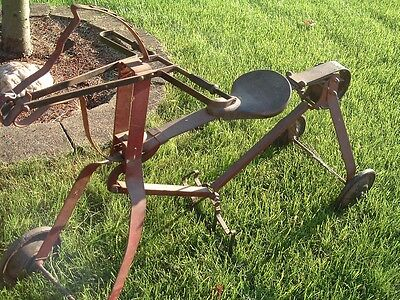 Velocipede Antique Rocker Horse