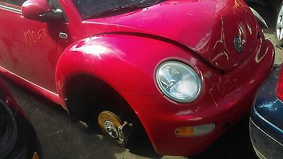 Volkswagen Beetle Right Front Fender, LG3L Red, 2001