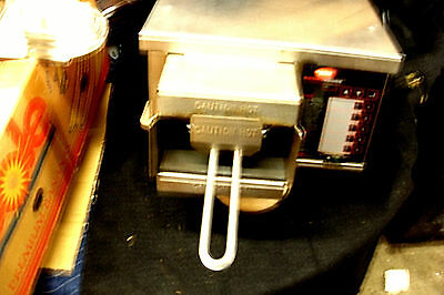 Hatco Thermofinisher Thermo Finisher TF-2005 Heater Toaster Sub Cheese Melter