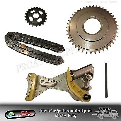 Oil Pump Chain kit Crank Sprocket for Audi A4 A6 VW Passat 2.0TDI BLB BRE BKP