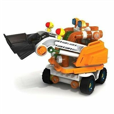 EdToy Promobile Bulldozer Kids Magnetic Constrution Building Toy Vehicle NEW NSW