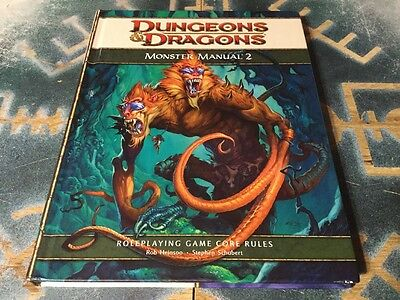 Monster Manual 2 ~ Dungeons & Dragons 4th Edition