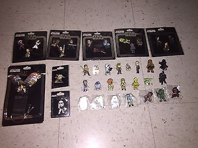 Star Wars Celebration Orlando 2017 Complete Exclusive 40 Pin Set Lanyard Disney