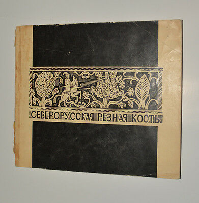 Book-Album North Russian carved bone Paperback, Normal format