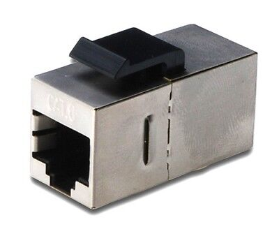Digitus DN-93613-1 Modular coupler Kuppler 1-1 RJ45 Cat6 1xRJ45 to1x RJ45