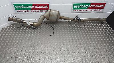 2014 MERCEDES C-CLASS 2143cc Exhaust Middle Section for S205 Series