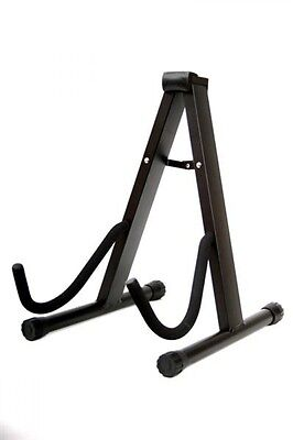 Petz Stand for Cello, padded Supporting surface, black, Cello Stand