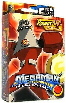 Mega Man Power Up Starter Box (Torchman)